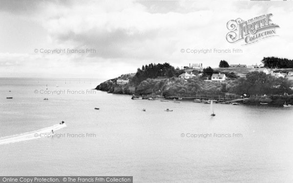 Photo of Abersoch, The Headland c.1965