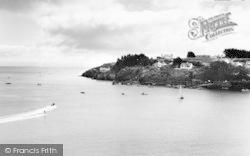 Abersoch, The Headland c.1965