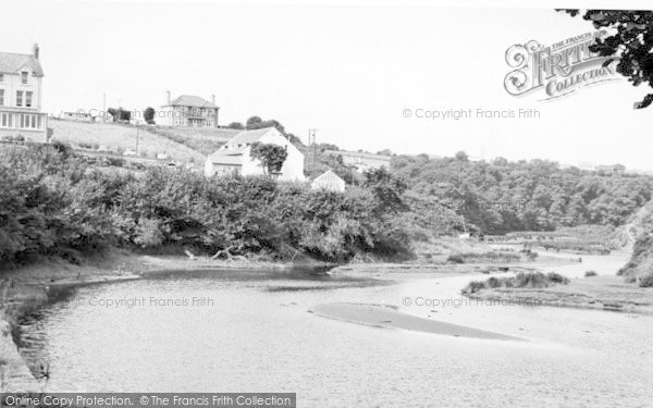 Photo of Abersoch, The River c.1960