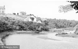 Abersoch, The River c.1960