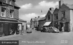 The Square c.1960, Abersoch