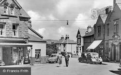 Abersoch, The Square c.1960