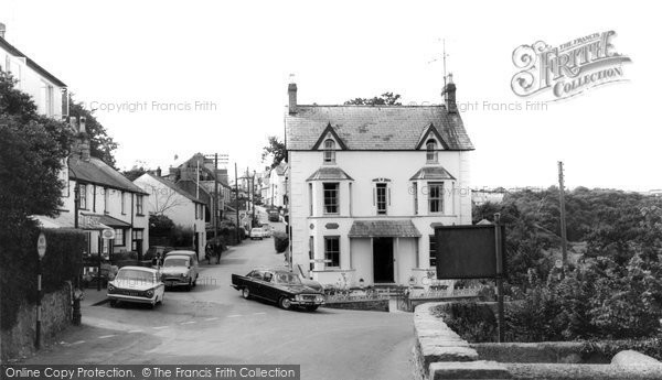 Photo of Abersoch, The Town c.1965