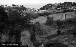 Abersoch, The Village 1961