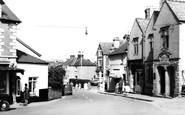 Abersoch, The Village c.1960