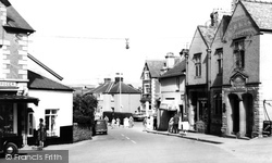 Abersoch, The Village c.1960