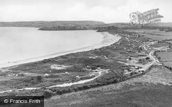 Abersoch, The Warren c.1955