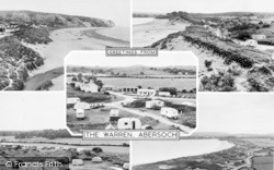 Abersoch, The Warren Composite c.1955