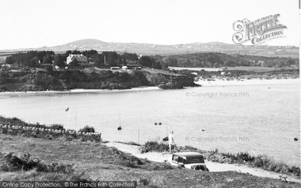 Photo of Abersoch, The Warren From The Headland 1936