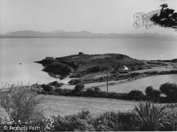 Abersoch, View From Porth Tocyn Hotel c.1960