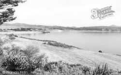 Abersoch, View From Porth Tocyn Hotel c.1965