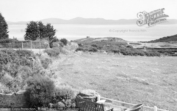 Photo of Abersoch, View From Porth Tocyn Hotel c.1965