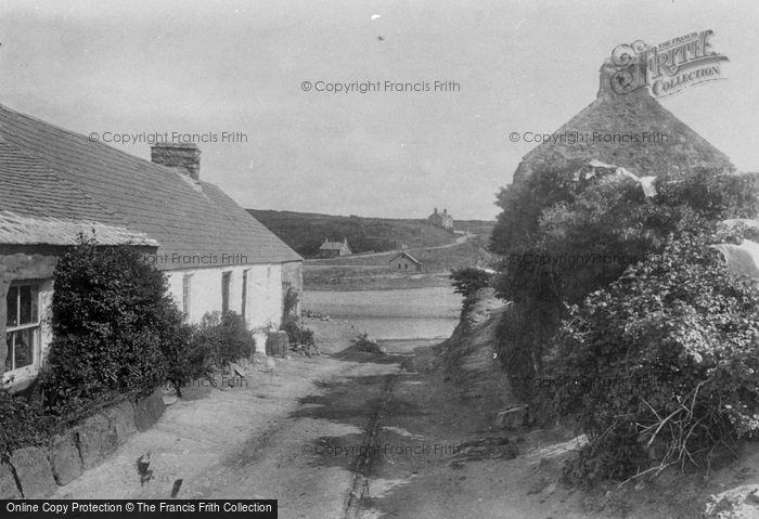 Photo of Abersoch, Village 1901