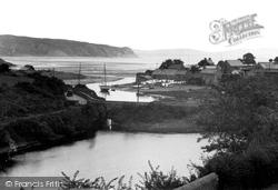 Abersoch, Village c.1936