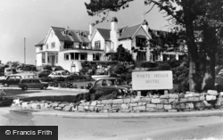 Abersoch, White House Hotel c.1955