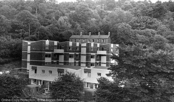Abersychan, the Lasgarn c1960