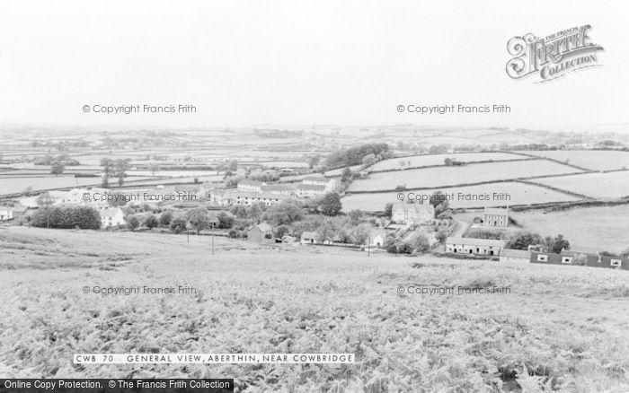 Photo of Aberthin, General View c.1965