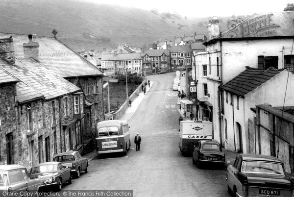 Photo of Abertillery, Foundry Bridge c.1965