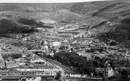 Abertillery, General view c1955