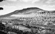 Abertillery, General View c.1955