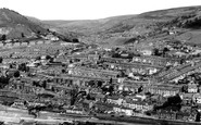 Abertillery, Penybont And Cwmtillery 1955