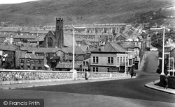 Abertillery, The New Bridge c.1955