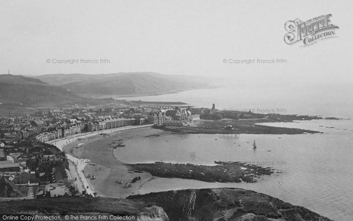 Photo of Aberystwyth, 1897