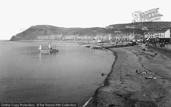 Photo of Aberystwyth, 1930