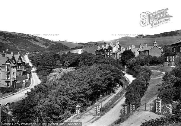 Photo of Aberystwyth, Bryn Y Mor Dingle 1921