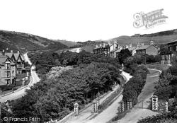 Aberystwyth, Bryn Y Mor Dingle 1921