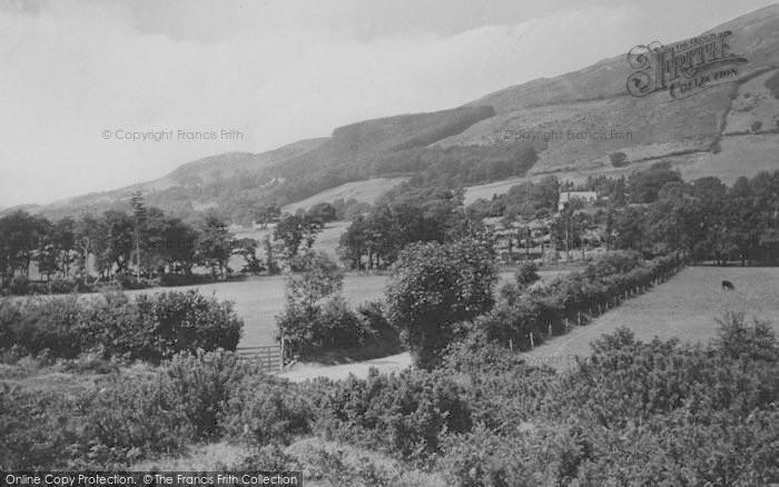 Photo of Aberystwyth, Brynglas 1921