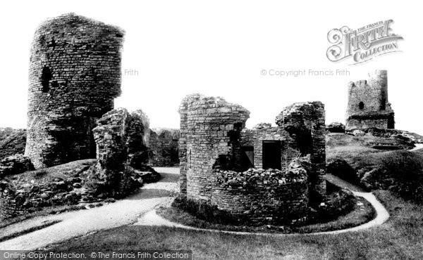 Aberystwyth, Castle 1892