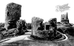 Castle 1892, Aberystwyth