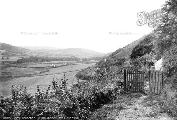 Photo of Aberystwyth, Clarach Valley 1921