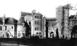 Aberystwyth, College 1899