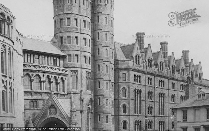 Photo of Aberystwyth, College 1903