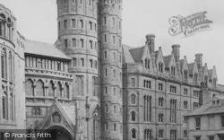 Aberystwyth, College 1903
