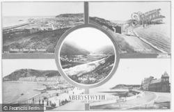 Aberystwyth, Composite c.1930