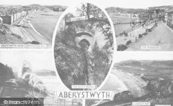 Aberystwyth, Composite c.1950