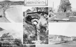 Aberystwyth, Composite c.1955