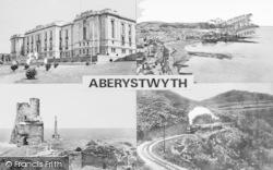 Aberystwyth, Composite c.1960