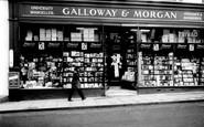 Aberystwyth, Galloway and Morgan c1965