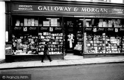 Galloway And Morgan c.1965, Aberystwyth