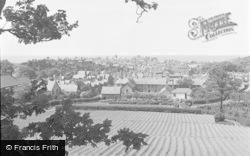 Aberystwyth, General View 1949