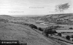 Aberystwyth, General View 1960