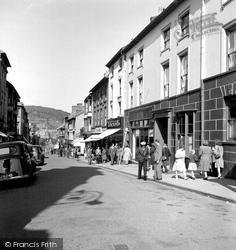 Great Darkgate Street 1949, Aberystwyth