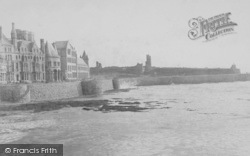 Aberystwyth, New Parade 1903