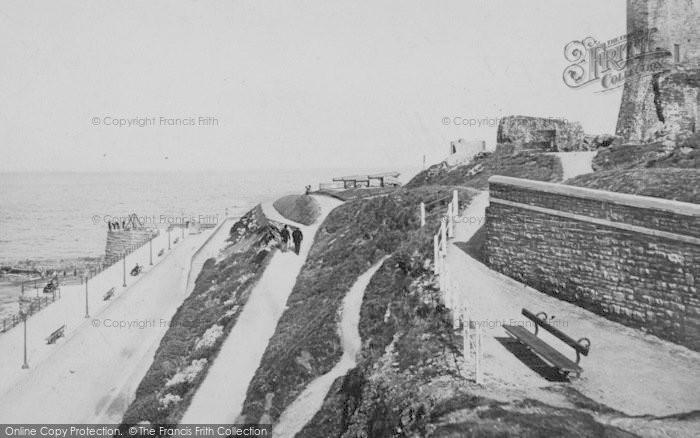 Photo of Aberystwyth, New Promenade 1906