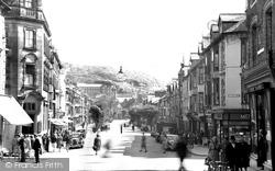 North Parade 1949, Aberystwyth