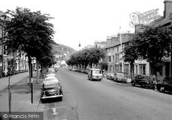 North Parade 1964, Aberystwyth